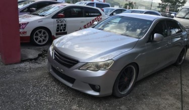 2011 Toyota Mark X Fully Loaded