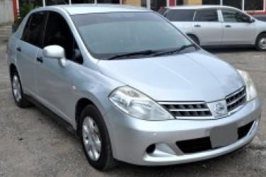 2007 Nissan Tiida Sedan