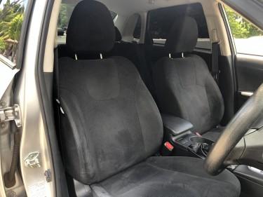 2012 Subaru Impreza Anesis