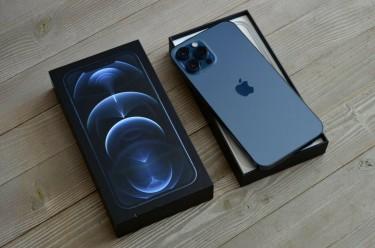 Apple IPhone 12 Pro Max- 128GB - Graphite (Unlocke