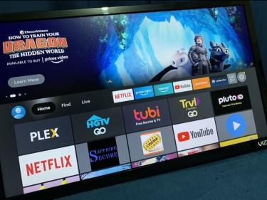 """24"""" Vizio Smart TV"""