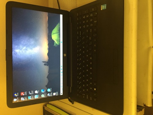 HP TOUCH SCREEN LAPTOP FOR SALE