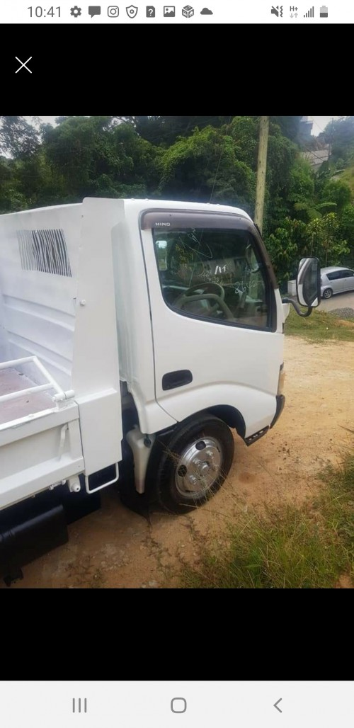2004 Isuzu Elf Tipper Truck 3 Tonne Just Imported