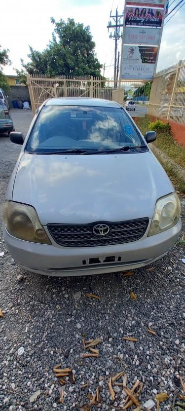 Toyota Corolla X 2001