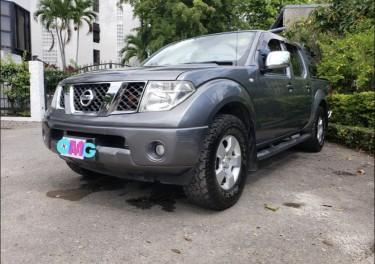 2009 Nissan Navara Pick Up