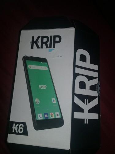 KRIP K6 BNIB ANDROID