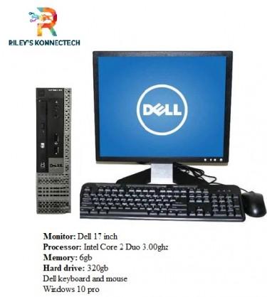 Desktop Computer (Intel Core 2 Duo 3.00GHz)