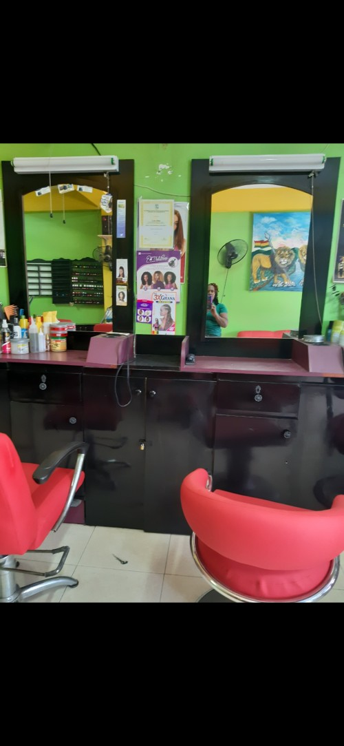 Hairdressing Shop Space