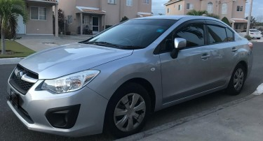 For Sale - Great Condition  2014 Subaru G4