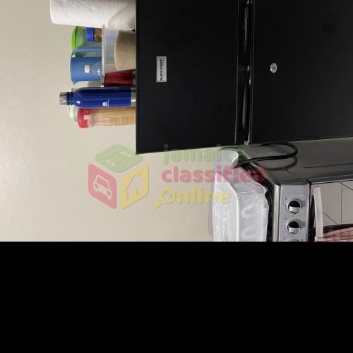 Black Star Refrigerator