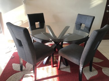 Household Furniture -dinning Set And Other Items