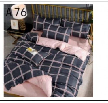 Sheet Set And Duvet Covers