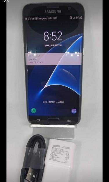 Samsung Galaxy S7 Edge New New