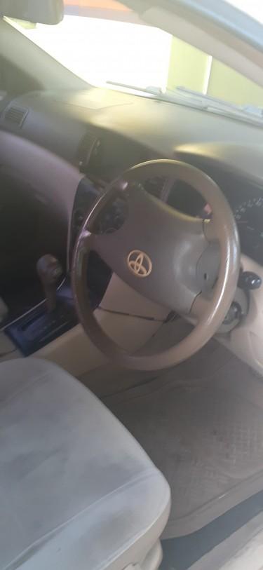 2000 Toyota Corolla (kingfish)