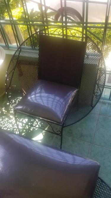 Verandah Chair 3piece Set For Sale