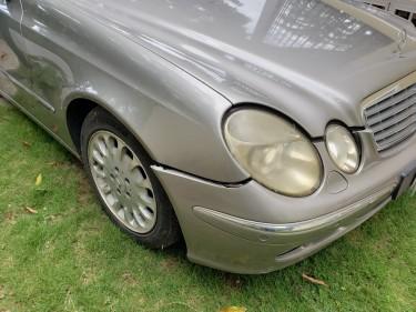 2003 Mercedes Benz E-Class Elegance