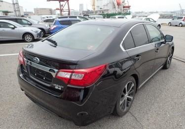 2015 Subaru Legacy B4