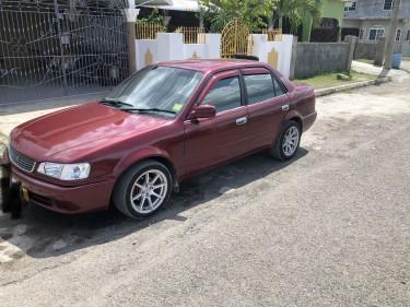 2001 Corolla Ae111
