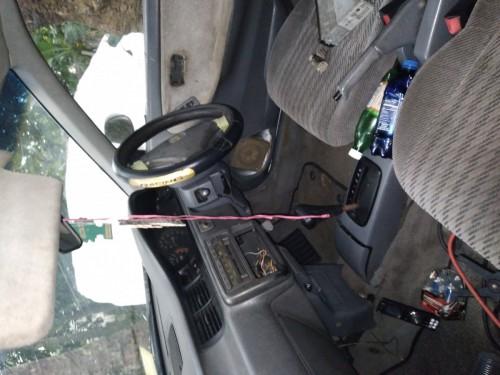 1992 Honda Civic Ferio