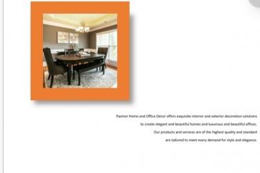 Custom Build Your Own Beautiful Dining Set