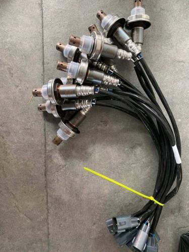 2013 Latio Front Bumper And 1AZ D4 Injectors, 4g63