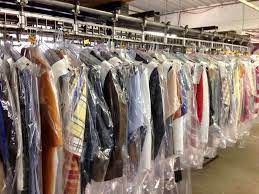 Pick Up & Drop Off Of Your Dry Cleaning