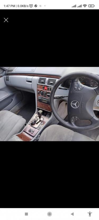 2000 Benz E Class