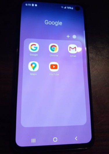 Samaung S10E 128gb Fully Functional