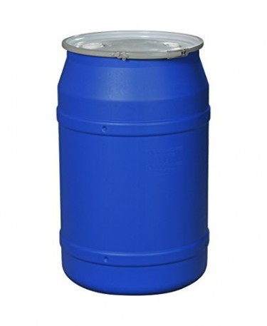 Barrel With Lid And Lock For Sale