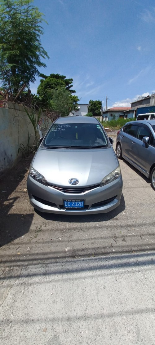 2012 Toyota Wish Just Imported For Sale