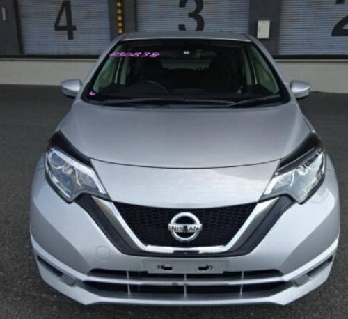 2017 Nissan Note Just Imported