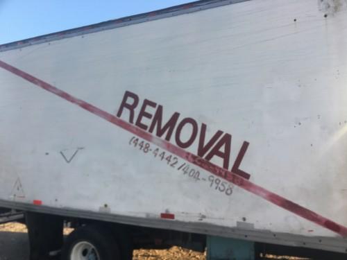 PORTMORE REMOVAL TRUCK