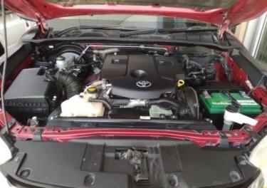 Toyota Hilux GD6 2.8 SC RB Raider