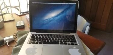 Late 2008 Macbook