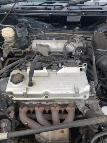 1998 Mitsubishi Lancer