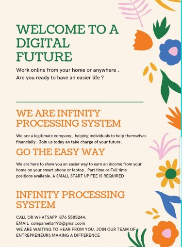 WELCOME TO A DIGITAL FUTURE
