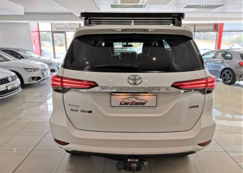 Toyota Fortuner 2.8 GD6 4x4 A/T