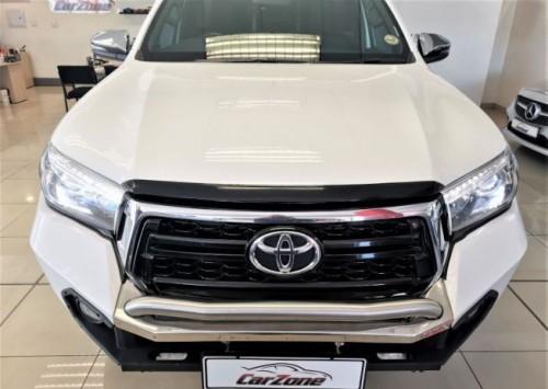 Toyota Hilux 2.8 GD-6 4x4 A/T S/Cab