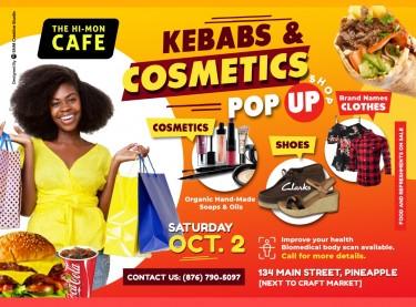 Ochorios Pop Up Shop Clarks Name Brands Cosmetics