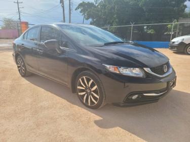 2015 Honda Civic Newly Imported