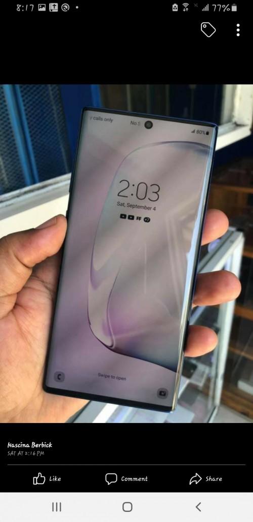 Samsung Galaxy Note 10plus
