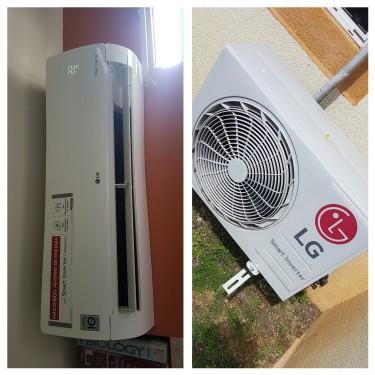 LG 10,000 BTU Inverter Air Conditioner