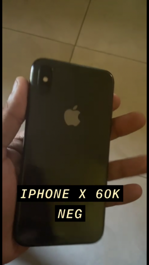 IPhone X For Sale Closest To Original Price