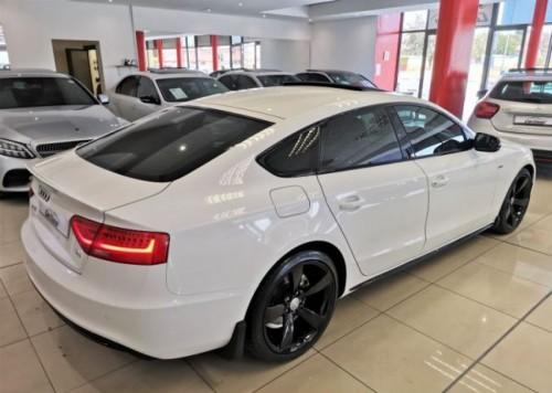 Audi A5 2.0 TDI Sportback S-Tronic S-Line 140Kw