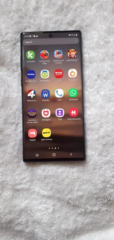Samsung Note 10 Plus 256gb USA Unlocked