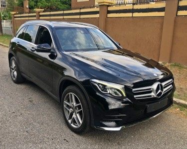 2017 Mercedes Benz GLC 250