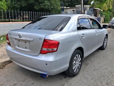 2009 Toyota Corolla Axio