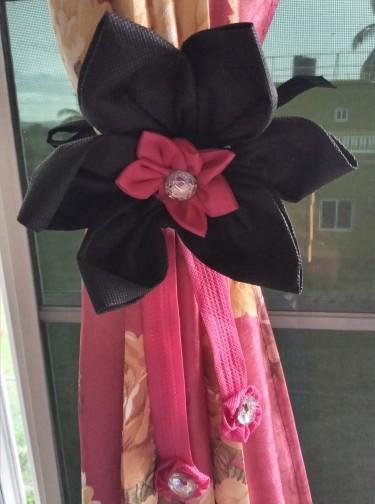 Beautiful Tie Backs For Curtain $1200 Per Pair