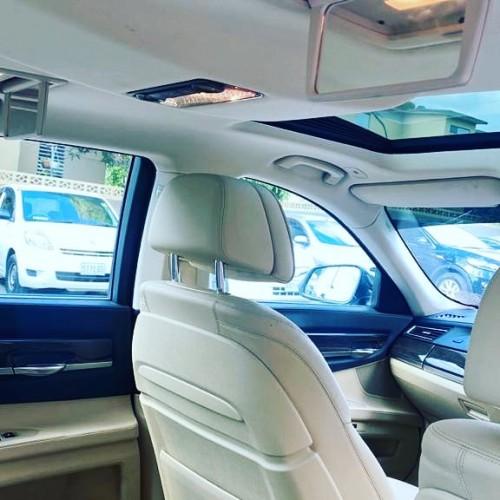 2015 BMW 730 LUXURY