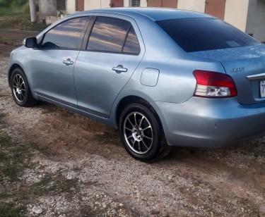 2010 Toyota Belta